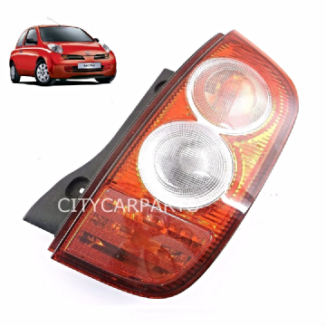 NISSAN MICRA K12E MODELS 2003 TO 2010 DRIVER SIDE REAR CLUSTER LAMP LIGHT